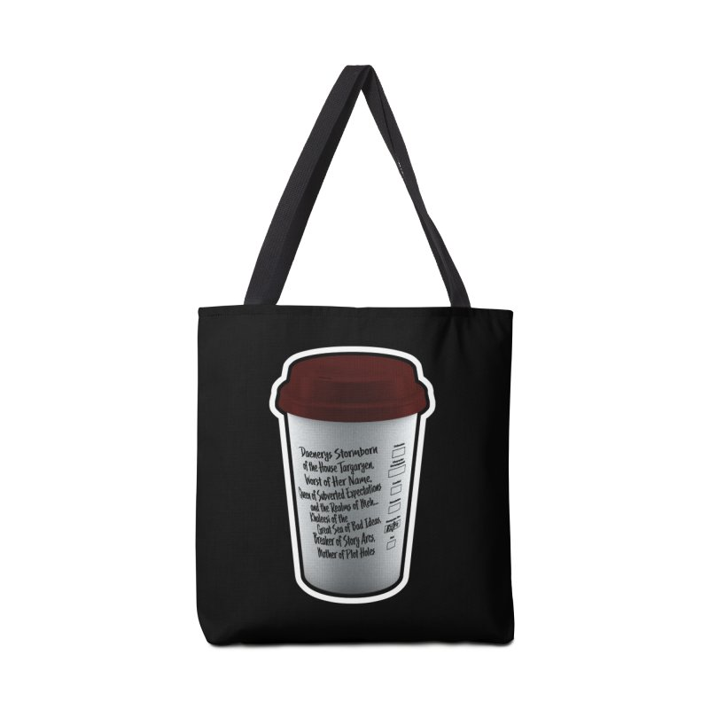Hot Mess Accessories Tote Bag Bag by Gamma Bomb - Explosively Mutating Your Look
