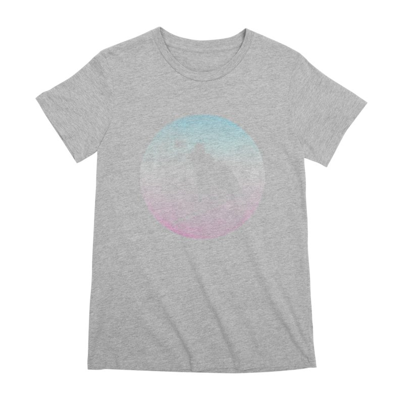 Jumped the Stark Women's Premium T-Shirt by Gamma Bomb - Explosively Mutating Your Look