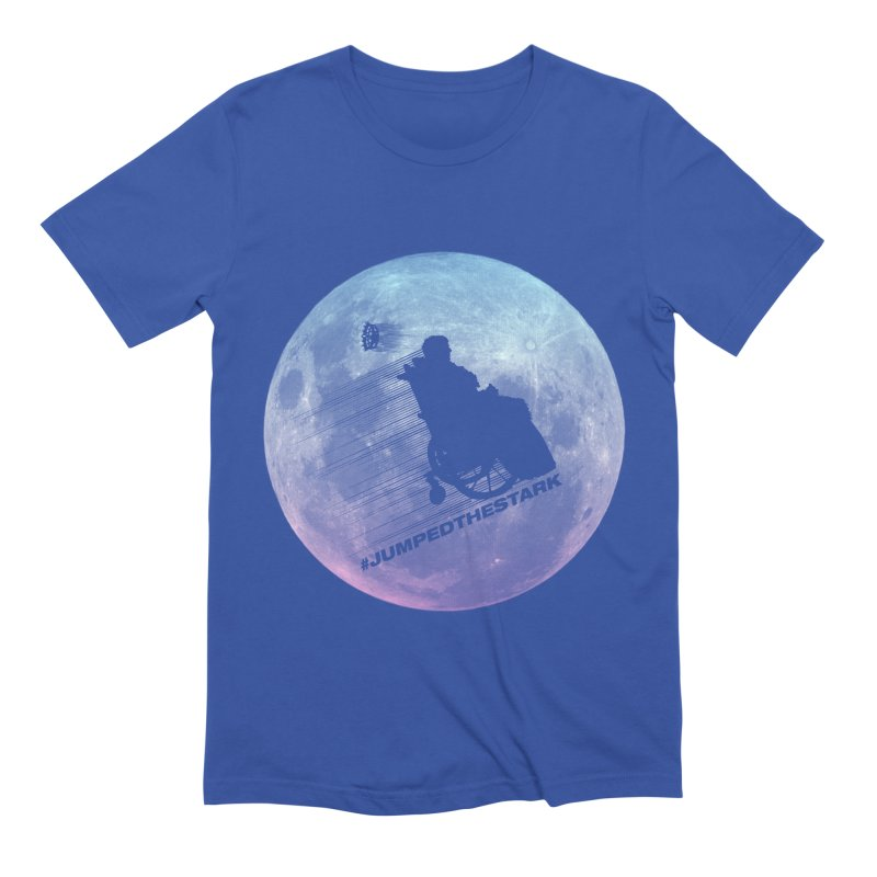 Jumped the Stark Men's T-Shirt by Gamma Bomb - Explosively Mutating Your Look