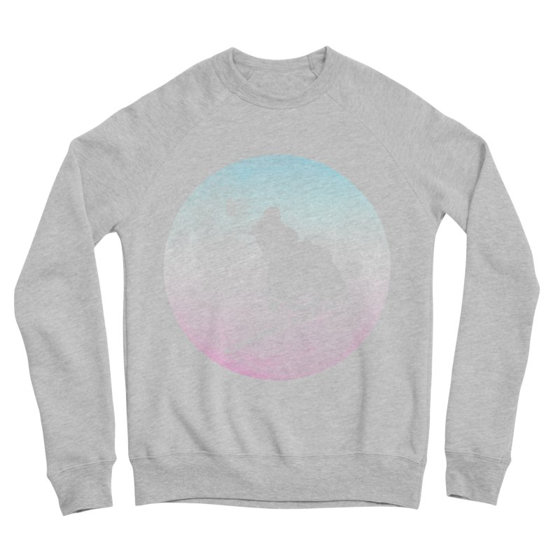 Jumped the Stark Men's Sponge Fleece Sweatshirt by Gamma Bomb - Explosively Mutating Your Look