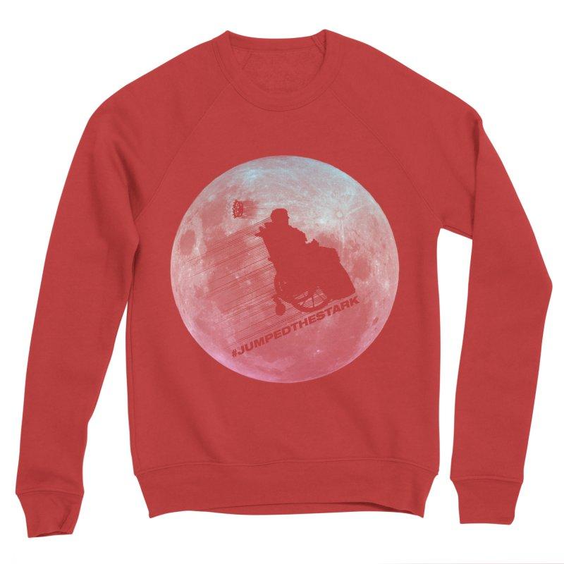 Jumped the Stark Women's Sponge Fleece Sweatshirt by Gamma Bomb - Explosively Mutating Your Look