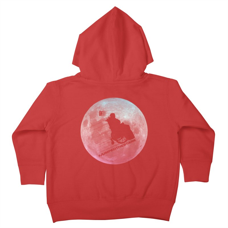 Jumped the Stark Kids Toddler Zip-Up Hoody by Gamma Bomb - Explosively Mutating Your Look