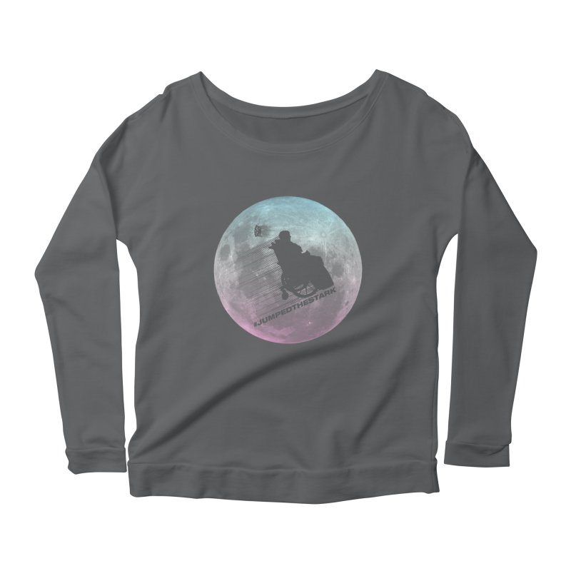 Jumped the Stark Women's Longsleeve T-Shirt by Gamma Bomb - Explosively Mutating Your Look