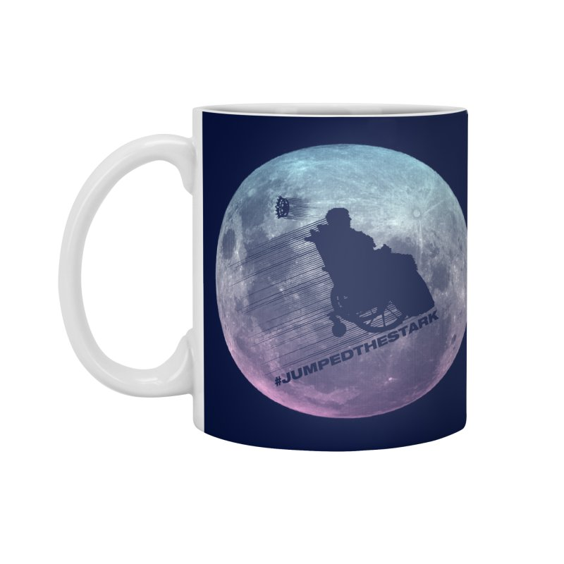 Jumped the Stark Accessories Standard Mug by Gamma Bomb - Explosively Mutating Your Look