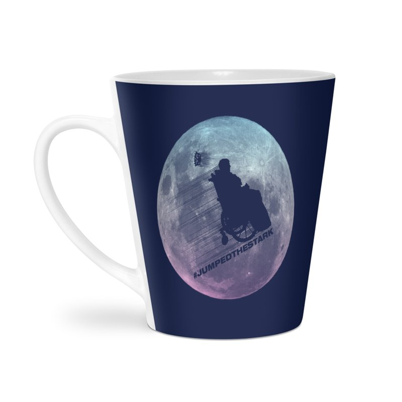 Jumped the Stark Accessories Latte Mug by Gamma Bomb - Explosively Mutating Your Look