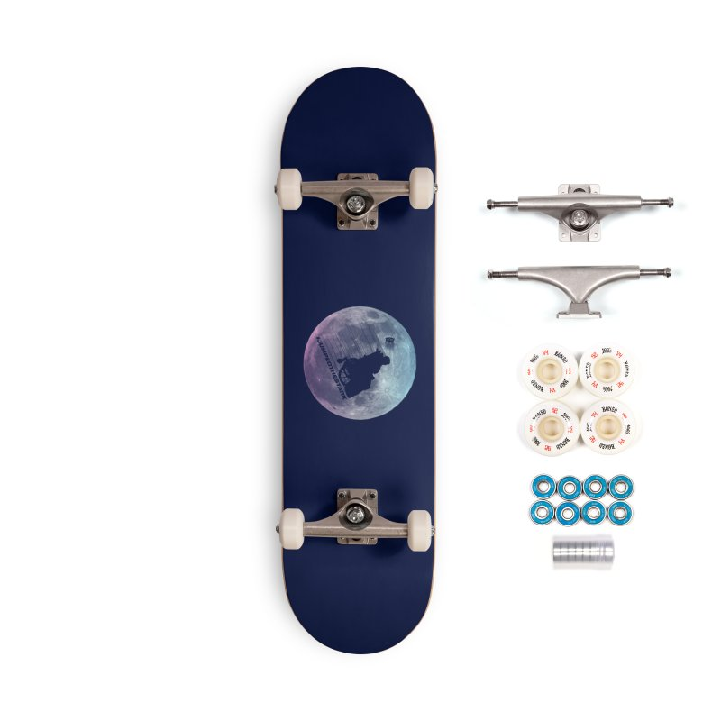 Jumped the Stark Accessories Complete - Premium Skateboard by Gamma Bomb - Explosively Mutating Your Look