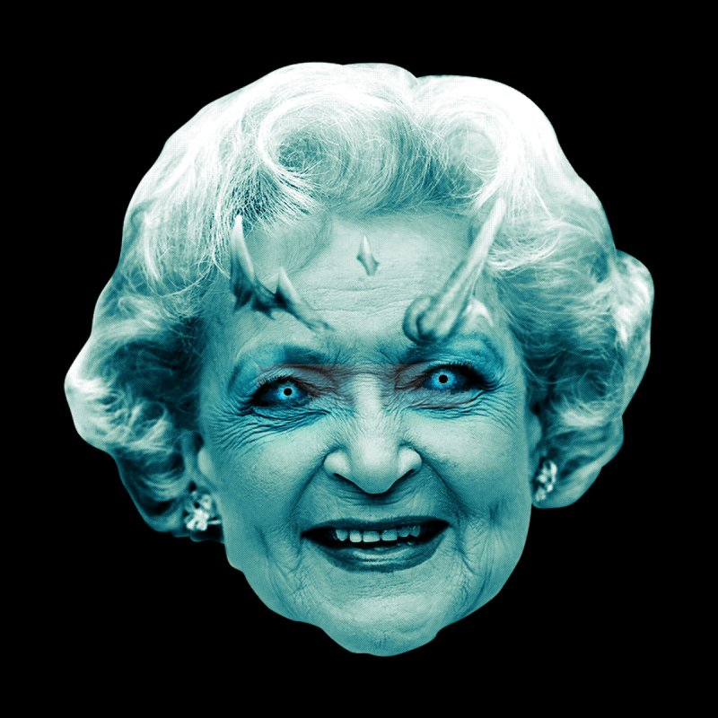 Betty Whitewalker Accessories Bag by Gamma Bomb - Explosively Mutating Your Look