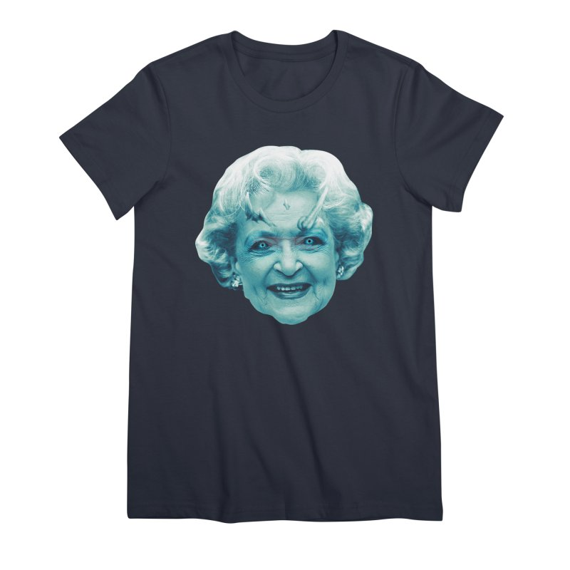 Betty Whitewalker Women's Premium T-Shirt by Gamma Bomb - Explosively Mutating Your Look