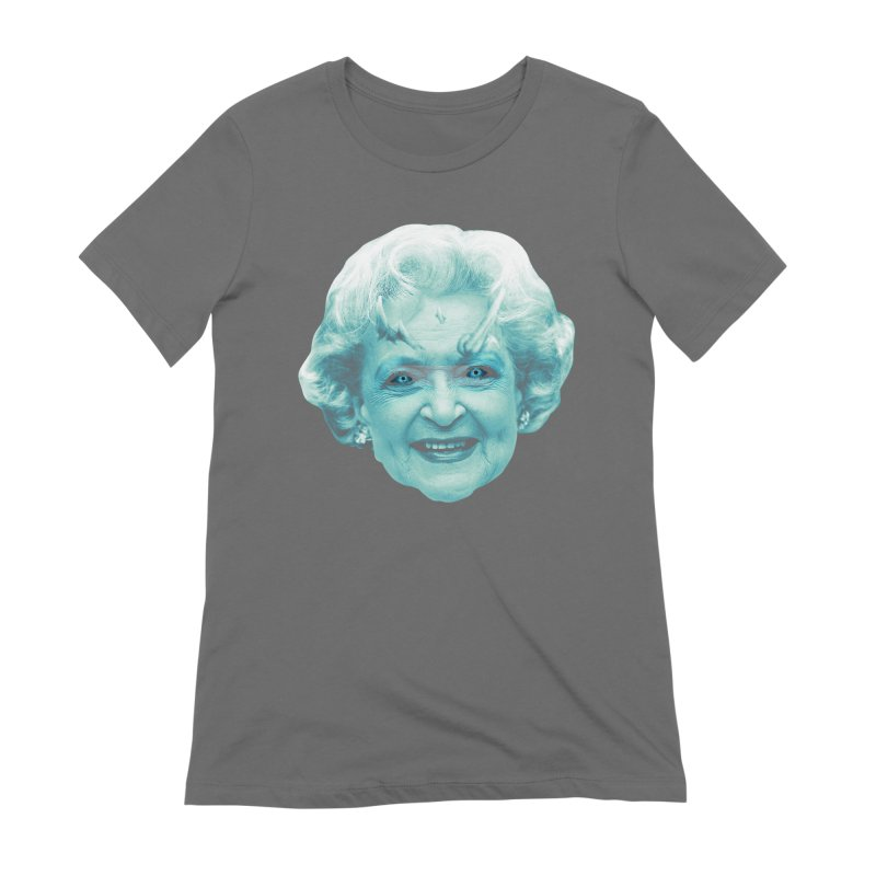 Betty Whitewalker Women's T-Shirt by Gamma Bomb - Explosively Mutating Your Look