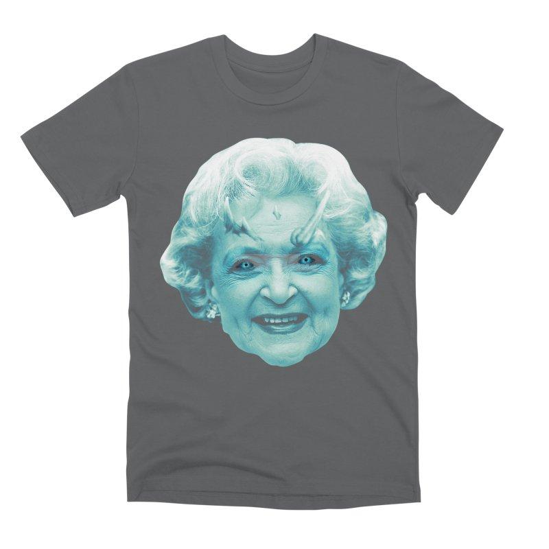 Betty Whitewalker Men's Premium T-Shirt by Gamma Bomb - Explosively Mutating Your Look