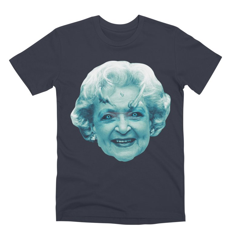 Betty Whitewalker Men's Premium T-Shirt by Gamma Bomb - Explosively Mutating Your Look