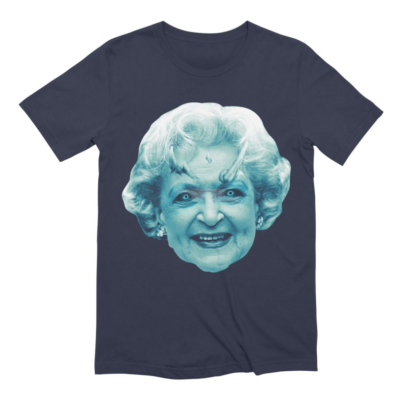 Betty Whitewalker Men's Extra Soft T-Shirt by Gamma Bomb - Explosively Mutating Your Look