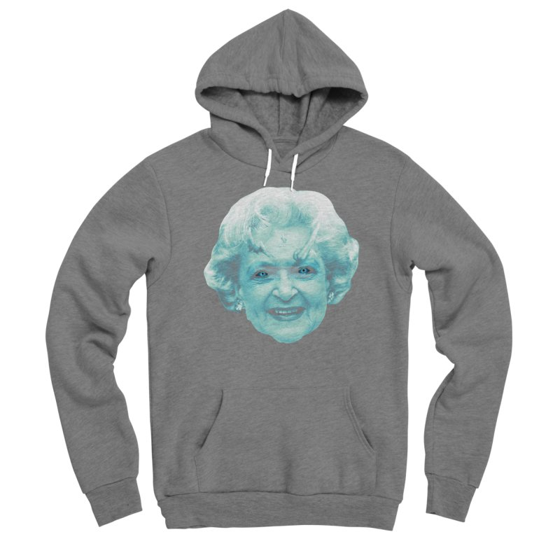 Betty Whitewalker Men's Pullover Hoody by Gamma Bomb - Explosively Mutating Your Look