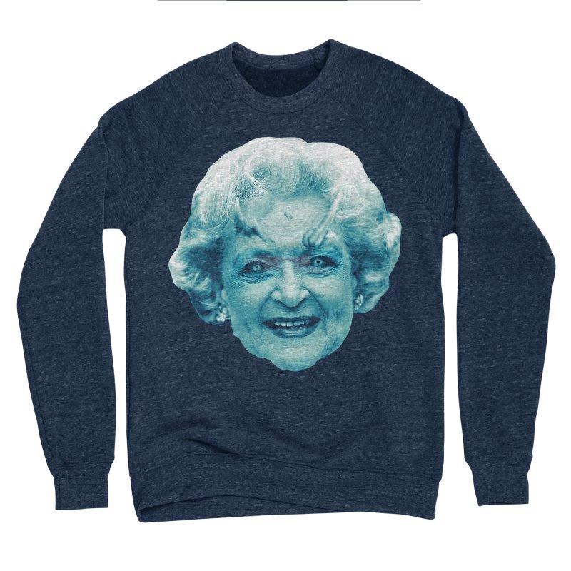 Betty Whitewalker Women's Sponge Fleece Sweatshirt by Gamma Bomb - Explosively Mutating Your Look