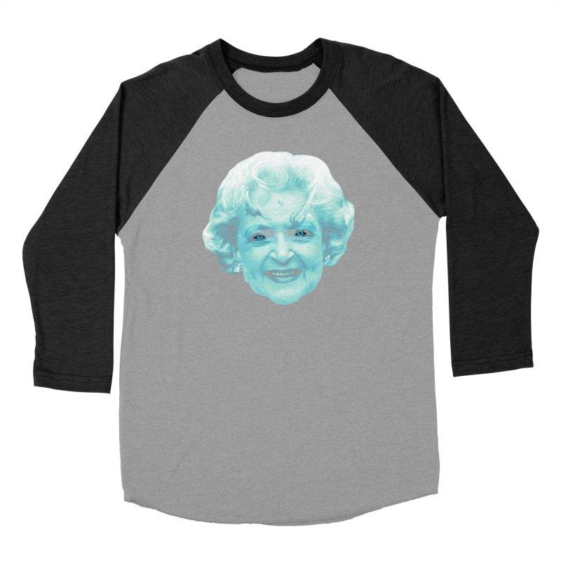 Betty Whitewalker Women's Baseball Triblend Longsleeve T-Shirt by Gamma Bomb - Explosively Mutating Your Look