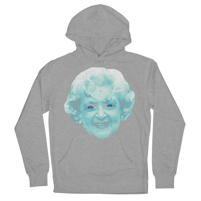 Betty Whitewalker Women's Pullover Hoody by Gamma Bomb - Explosively Mutating Your Look