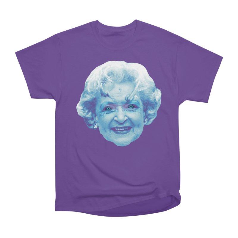 Betty Whitewalker Women's Heavyweight Unisex T-Shirt by Gamma Bomb - Explosively Mutating Your Look
