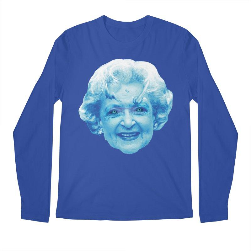Betty Whitewalker Men's Regular Longsleeve T-Shirt by Gamma Bomb - Explosively Mutating Your Look