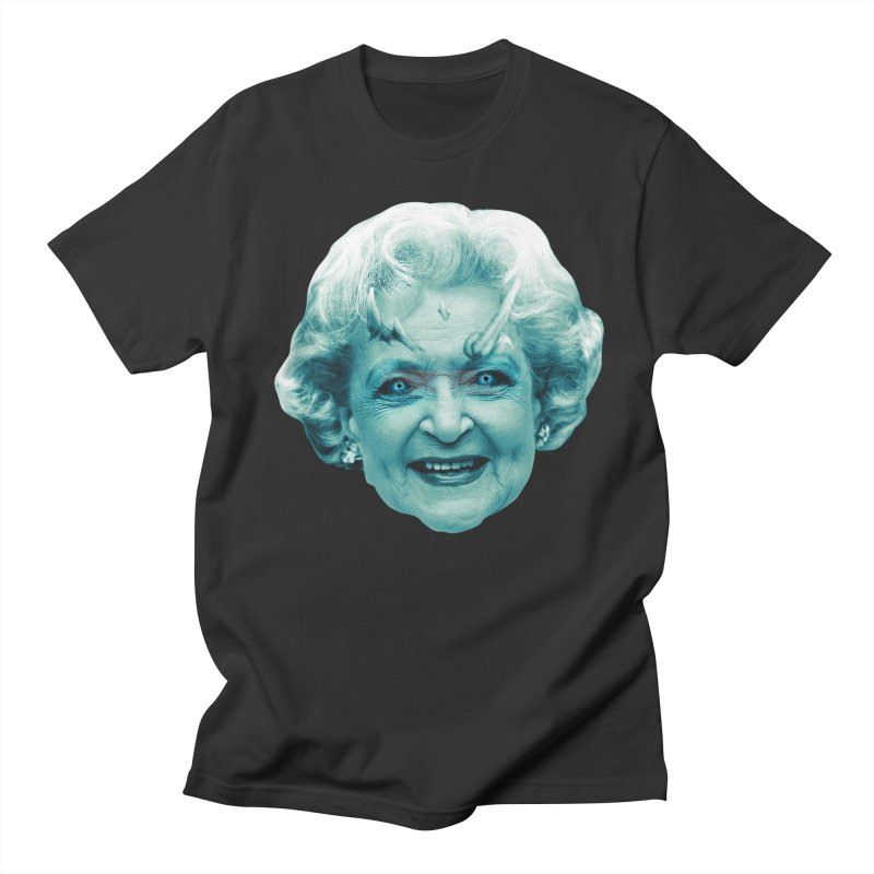 Betty Whitewalker Men's T-Shirt by Gamma Bomb - Explosively Mutating Your Look