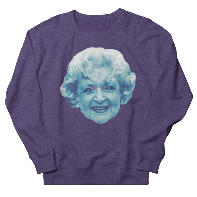 Betty Whitewalker Women's French Terry Sweatshirt by Gamma Bomb - Explosively Mutating Your Look