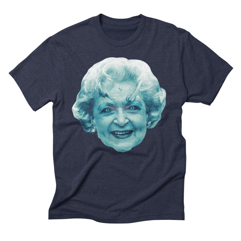 Betty Whitewalker Men's Triblend T-Shirt by Gamma Bomb - Explosively Mutating Your Look