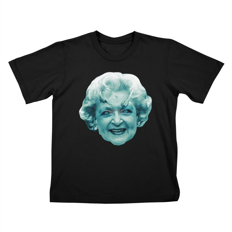 Betty Whitewalker Kids T-Shirt by Gamma Bomb - Explosively Mutating Your Look