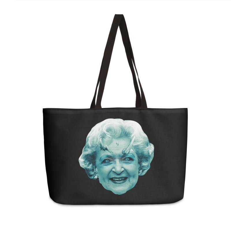 Betty Whitewalker Accessories Weekender Bag Bag by Gamma Bomb - Explosively Mutating Your Look