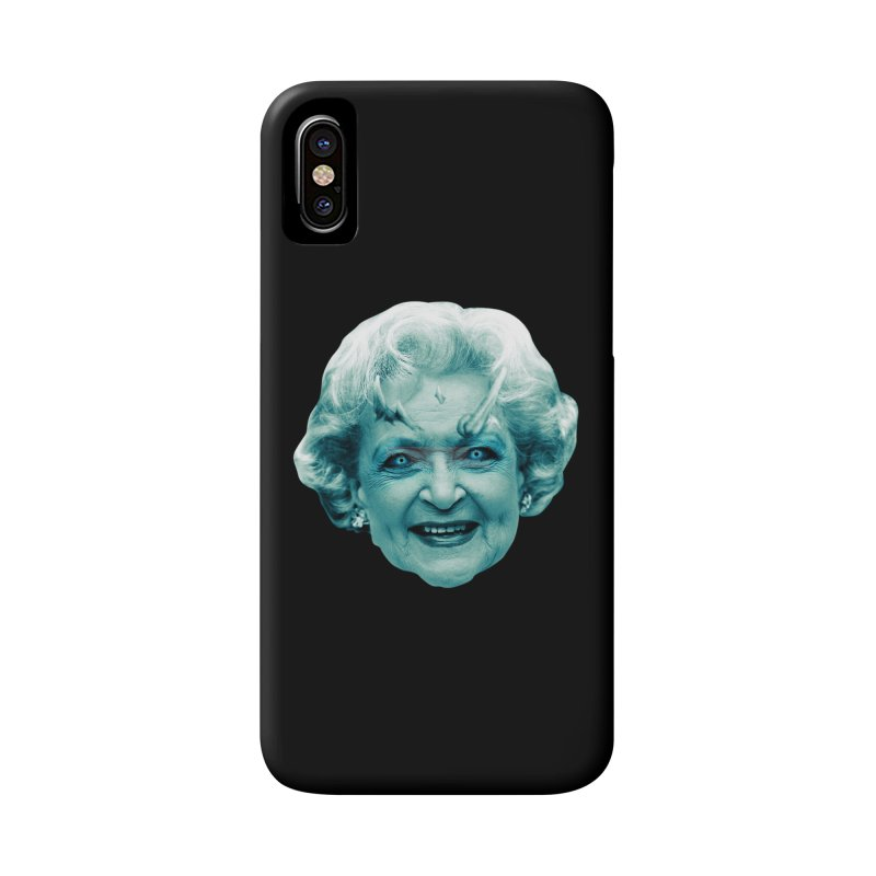 Betty Whitewalker Accessories Phone Case by Gamma Bomb - Explosively Mutating Your Look