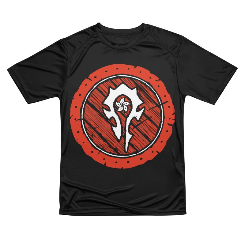 Hong Kong Horde Women's Performance Unisex T-Shirt by Gamma Bomb - Explosively Mutating Your Look