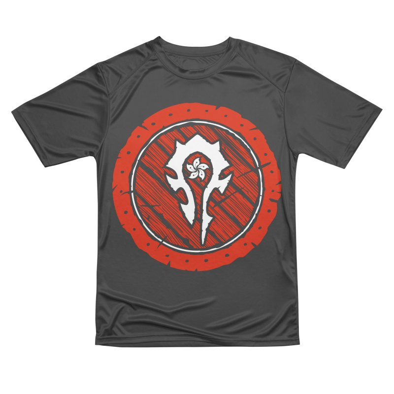 Hong Kong Horde Men's Performance T-Shirt by Gamma Bomb - Explosively Mutating Your Look