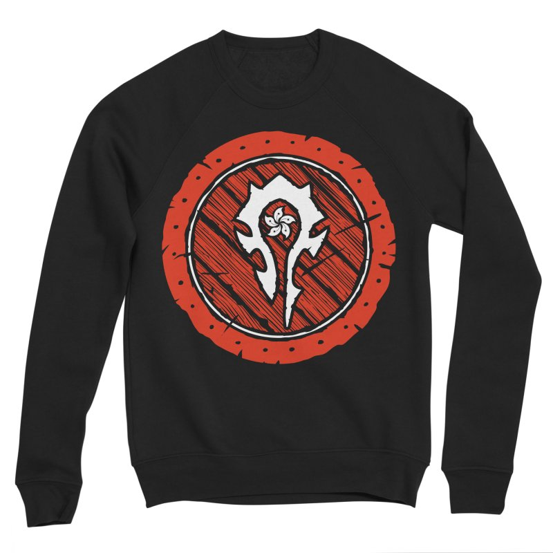 Hong Kong Horde Men's Sponge Fleece Sweatshirt by Gamma Bomb - Explosively Mutating Your Look
