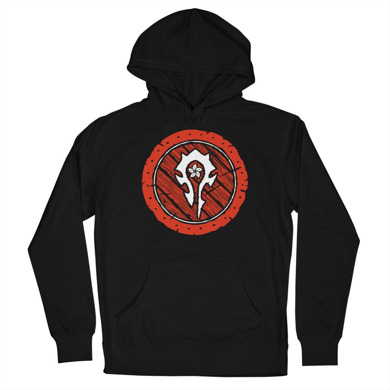 Hong Kong Horde Women's Pullover Hoody by Gamma Bomb - Explosively Mutating Your Look