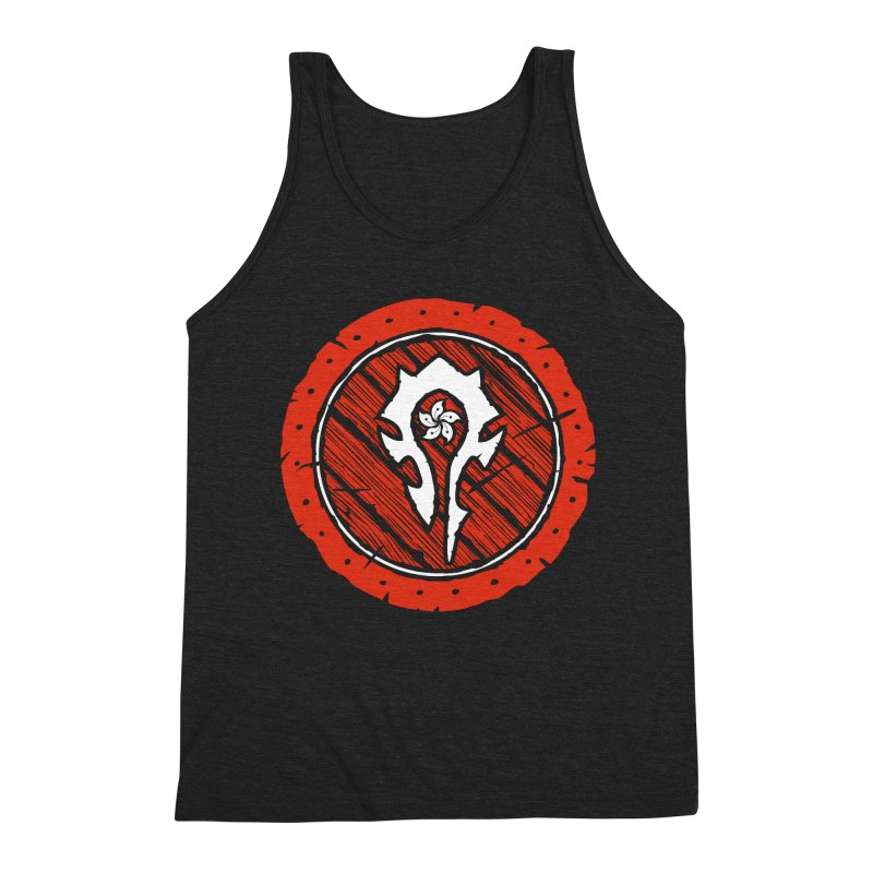 Hong Kong Horde Men's Tank by Gamma Bomb - Explosively Mutating Your Look