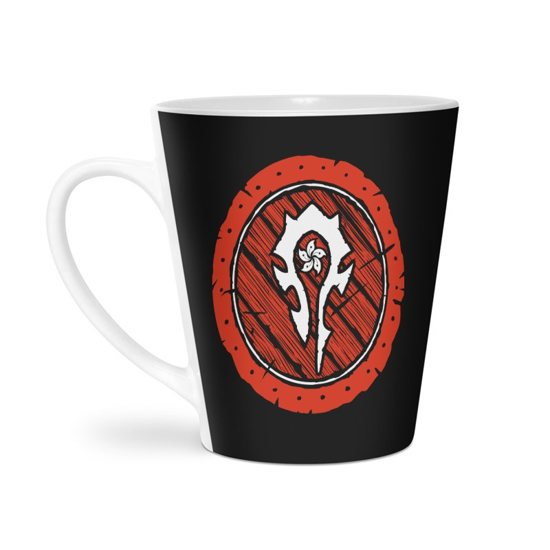 Hong Kong Horde Accessories Latte Mug by Gamma Bomb - Explosively Mutating Your Look