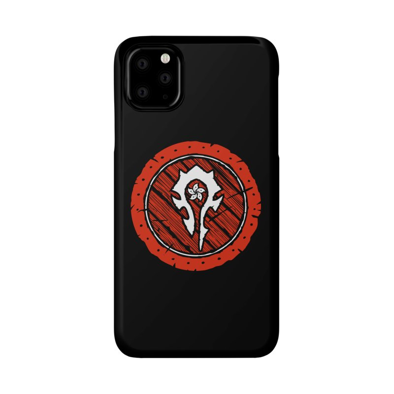 Hong Kong Horde Accessories Phone Case by Gamma Bomb - Explosively Mutating Your Look