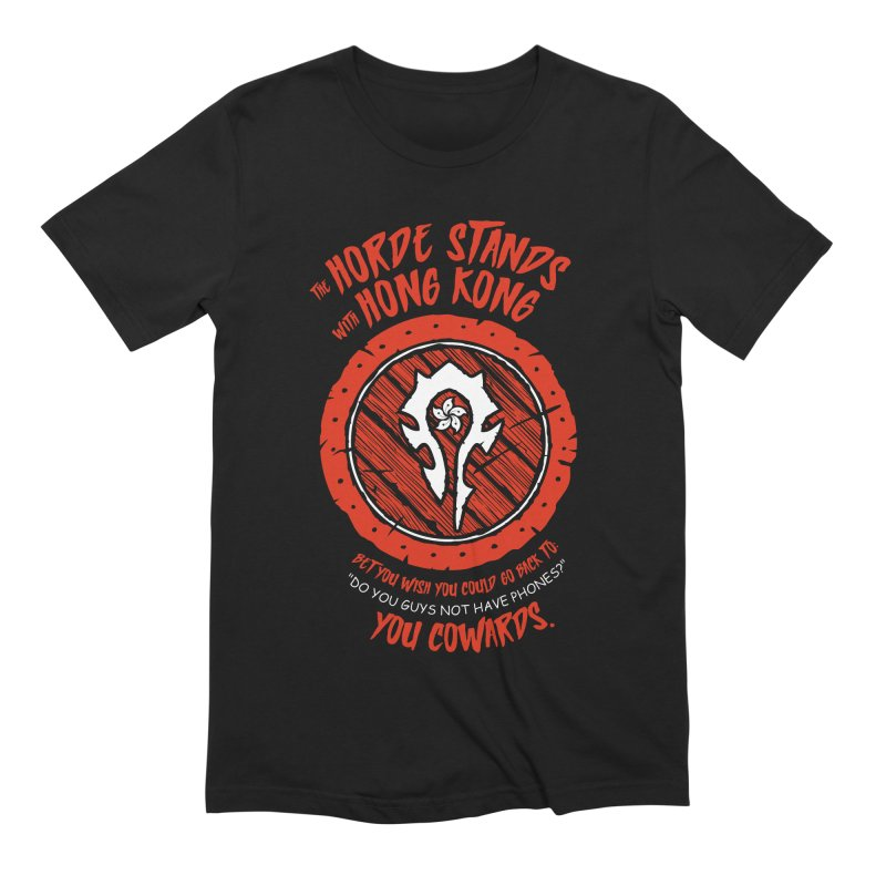 Can't Go Back Men's Extra Soft T-Shirt by Gamma Bomb - Explosively Mutating Your Look