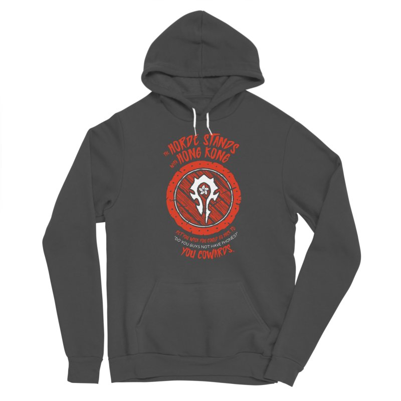 Can't Go Back Women's Sponge Fleece Pullover Hoody by Gamma Bomb - Explosively Mutating Your Look