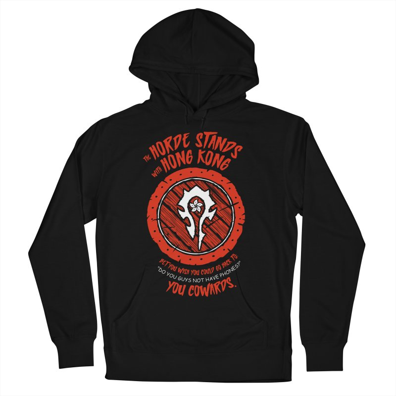 Can't Go Back Men's French Terry Pullover Hoody by Gamma Bomb - Explosively Mutating Your Look