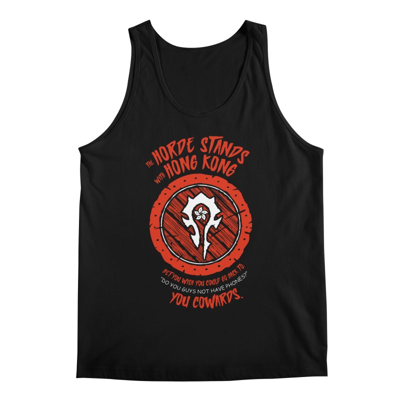 Can't Go Back Men's Regular Tank by Gamma Bomb - Explosively Mutating Your Look
