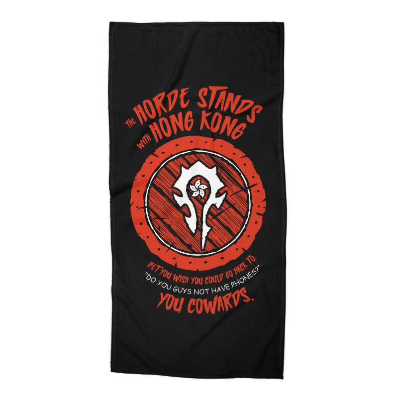 Can't Go Back Accessories Beach Towel by Gamma Bomb - Explosively Mutating Your Look