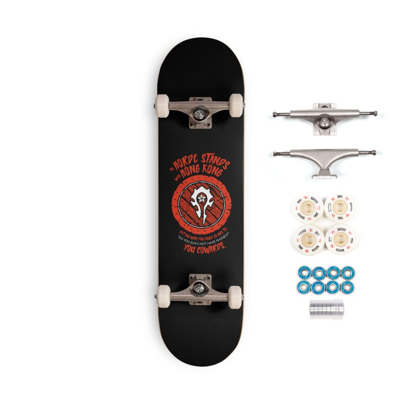 Can't Go Back Accessories Complete - Premium Skateboard by Gamma Bomb - Explosively Mutating Your Look