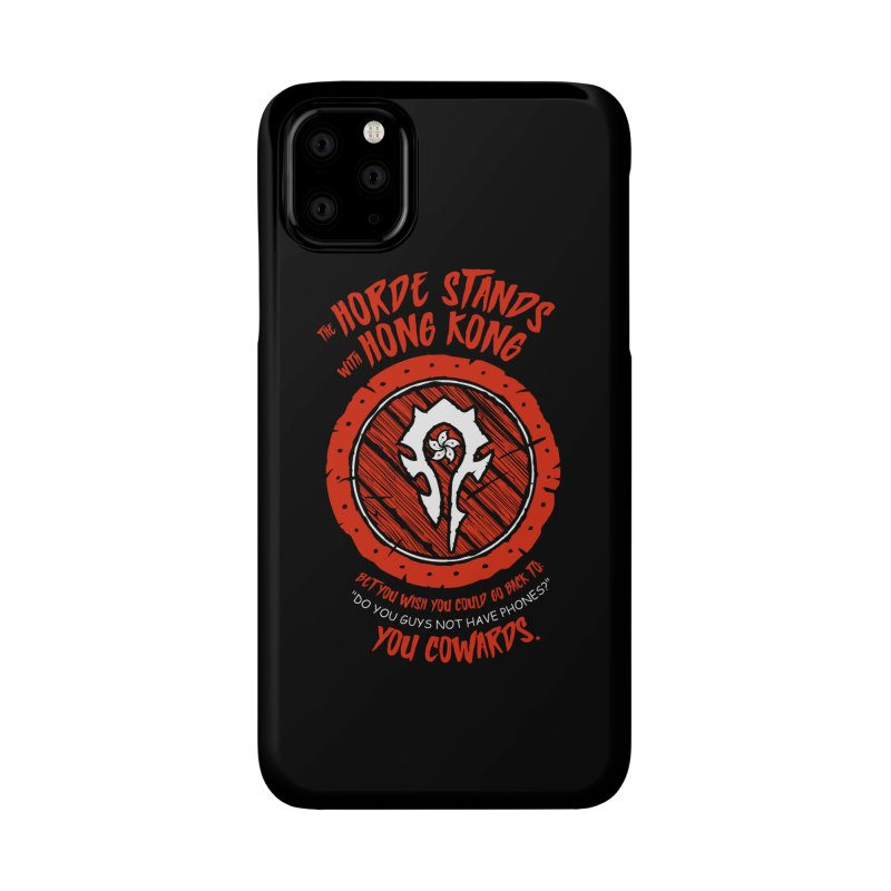 Can't Go Back Accessories Phone Case by Gamma Bomb - Explosively Mutating Your Look