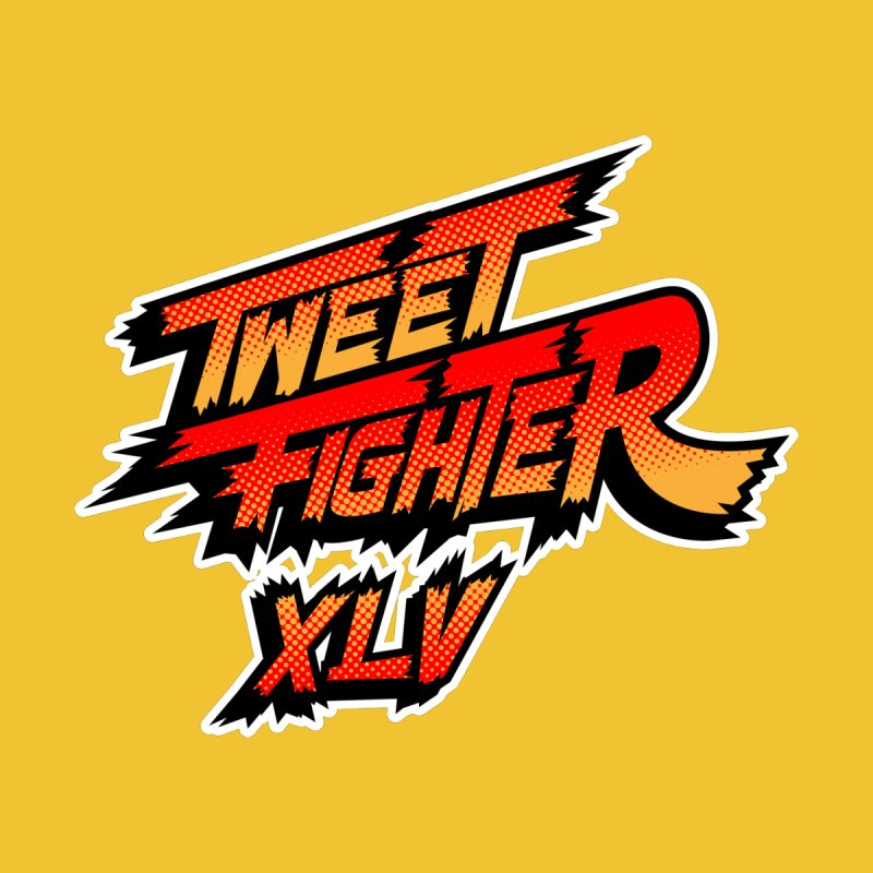 Tweet Fighter 45 by Gamma Bomb - A Celebration of Imagination