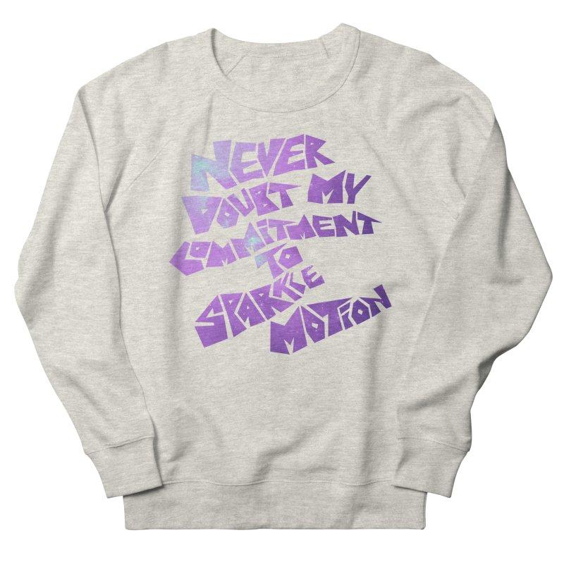 Sparkle Motion Women's Sweatshirt by Gamma Bomb - A Celebration of Imagination
