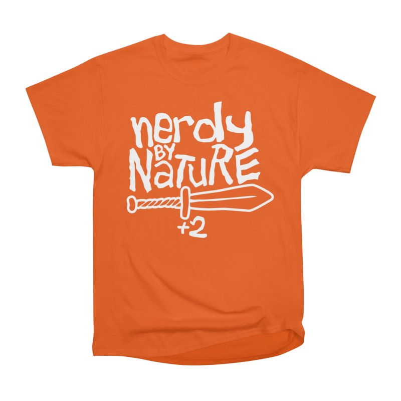 Nerdy By Nature Men's Classic T-Shirt by Gamma Bomb - A Celebration of Imagination