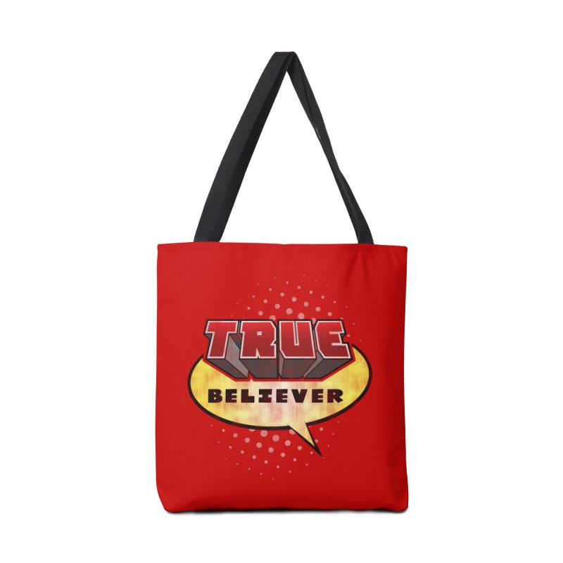 True Believer - Mouthy Merc Flavor Accessories Bag by Gamma Bomb - A Celebration of Imagination