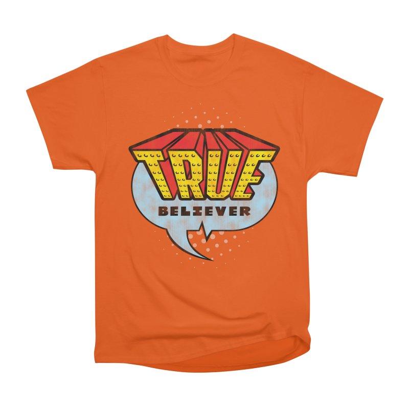 True Believer - Invincible Flavor Women's Classic Unisex T-Shirt by Gamma Bomb - A Celebration of Imagination