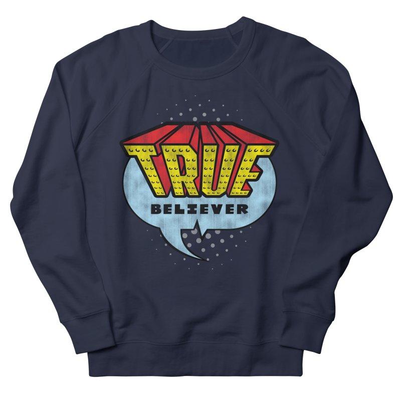 True Believer - Invincible Flavor Men's Sweatshirt by Gamma Bomb - A Celebration of Imagination
