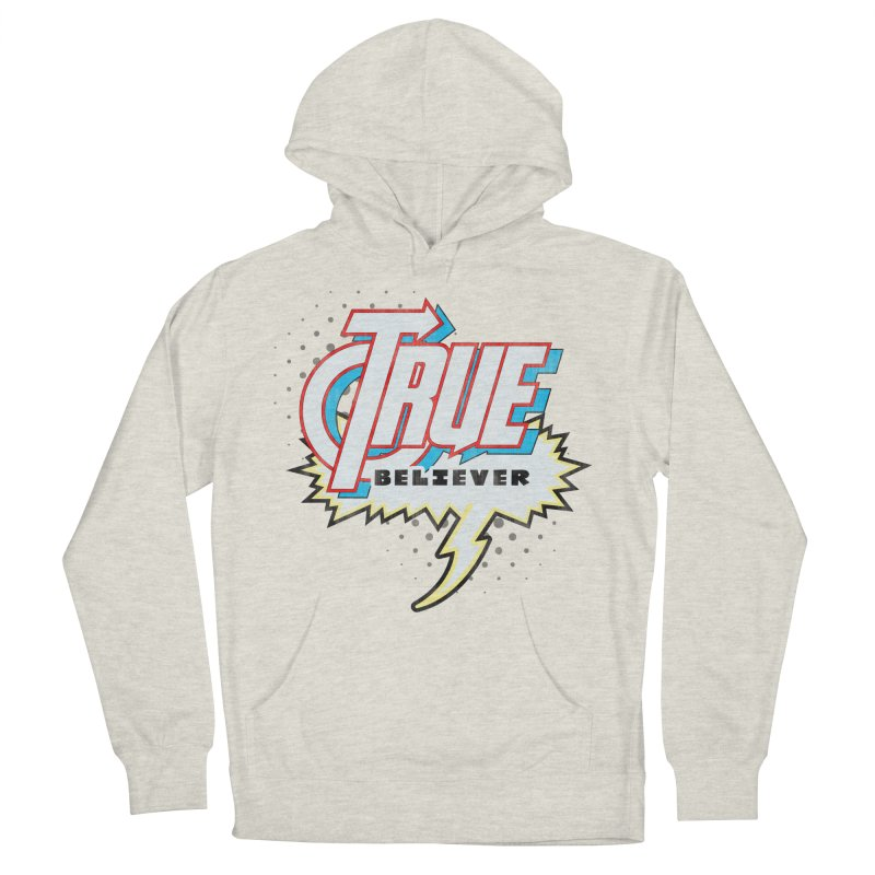 True Believer - Avenged Flavor Women's Pullover Hoody by Gamma Bomb - A Celebration of Imagination