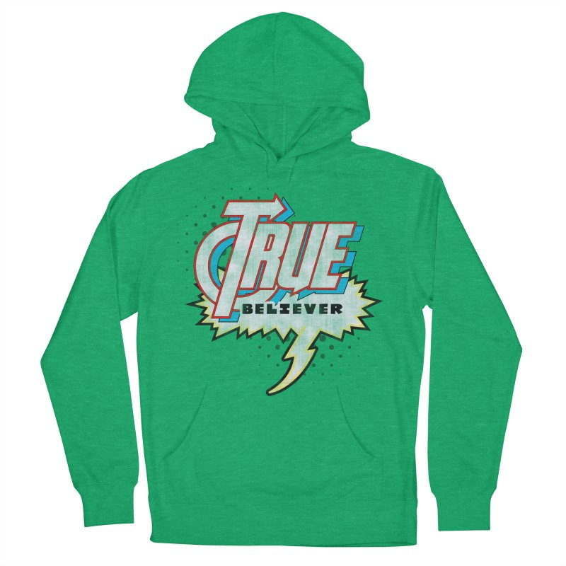 True Believer - Avenged Flavor Men's Pullover Hoody by Gamma Bomb - A Celebration of Imagination